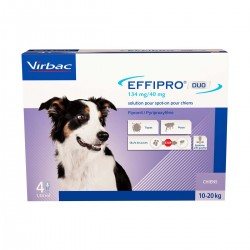 Effipro Duo Spot On Chiens...