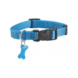 Collier Safe bleu Bobby