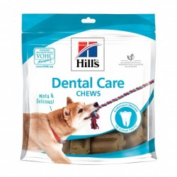 Hill's Dental Care chews...