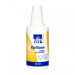 Epillase lotion auriculaire...