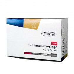 Seringues Caninsulin 1 ml...