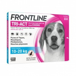 Frontline Tri Act chiens...