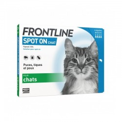Frontline Spot on chats