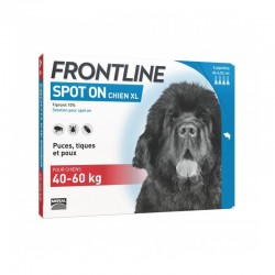 Frontline Spot on chiens XL...