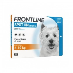 Frontline Spot on chiens...