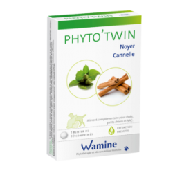Phyto'twin Noyer Cannelle...